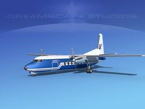 fokker f-27 air max