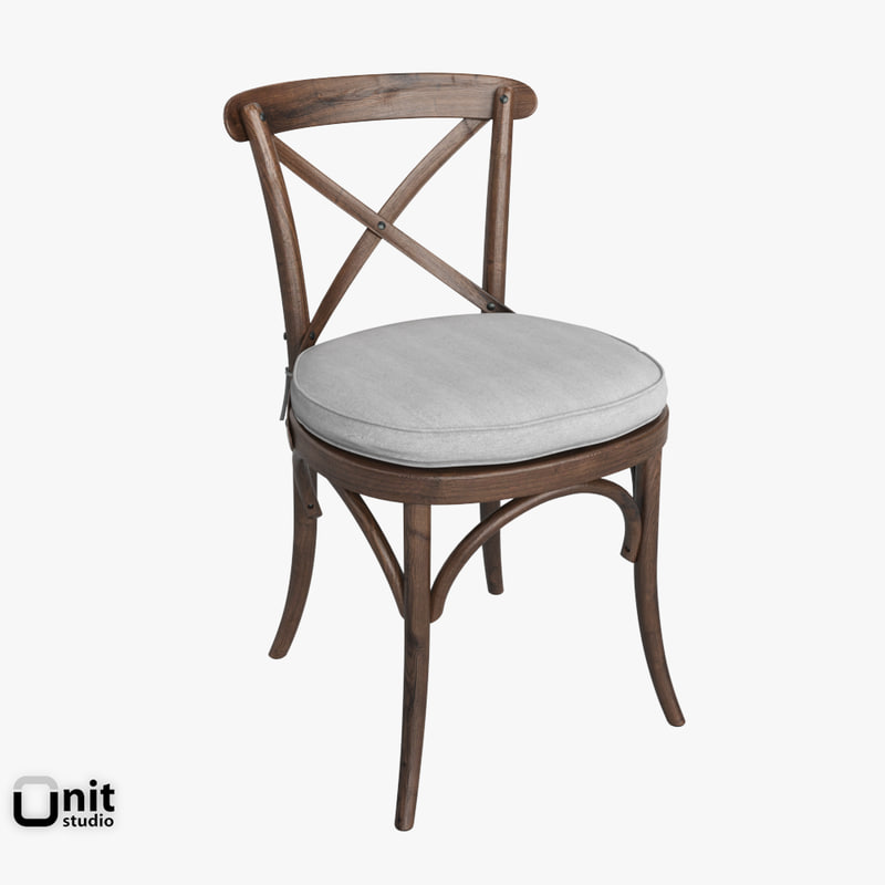 Madeleine Side Chair By Restoration Hardware