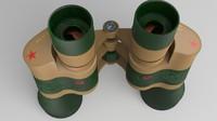 binocular 3d obj
