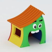 Plastic Playground House