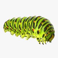 3d c4d caterpillar