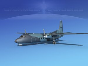 max fokker f-27 air