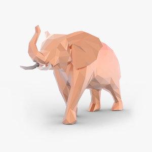 elephant defenses 3d max