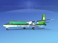 fokker aircraft 3d 3ds
