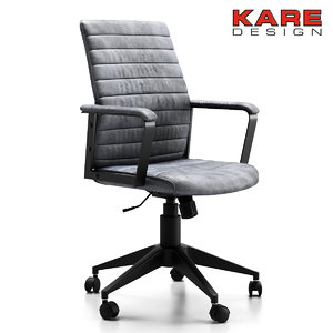 3d office chair kare