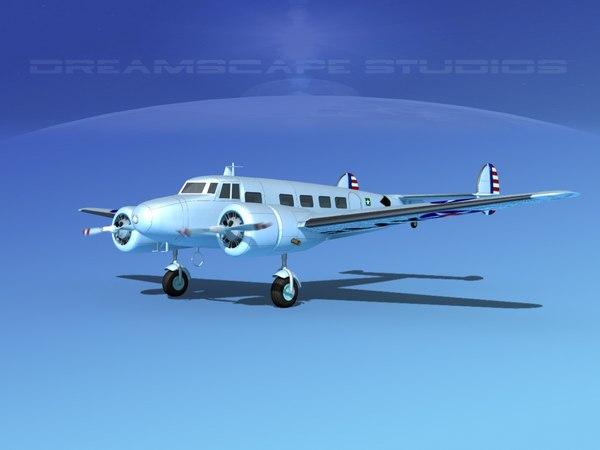 propellers lockheed obj