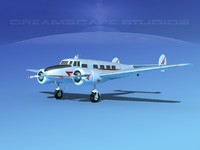 3d propellers lockheed l10 electra
