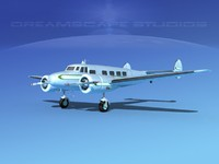 Lockheed L10 Electra Private 6