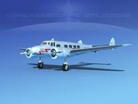 obj propellers lockheed l10 electra