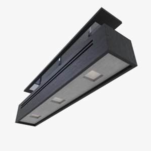 ceiling lamp obj