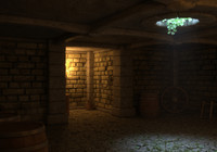 Modular cellar