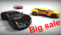 concept car R( 50 percent Sale)