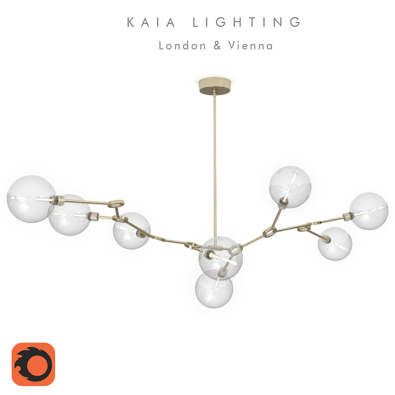 3d kaia lighting ora  sc 1 st  TurboSquid & kaia lighting ora azcodes.com