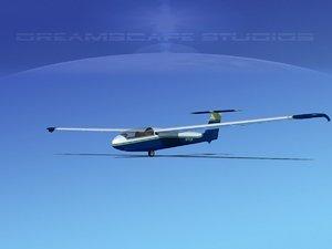 letov sailplane max