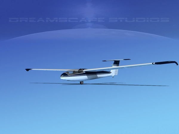 3d letov sailplane