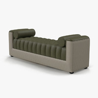 3d model sofa chair company banket
