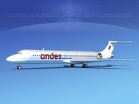max md-87 md-80s jet