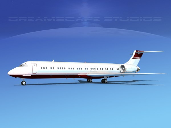 md-87 md-80s jet max