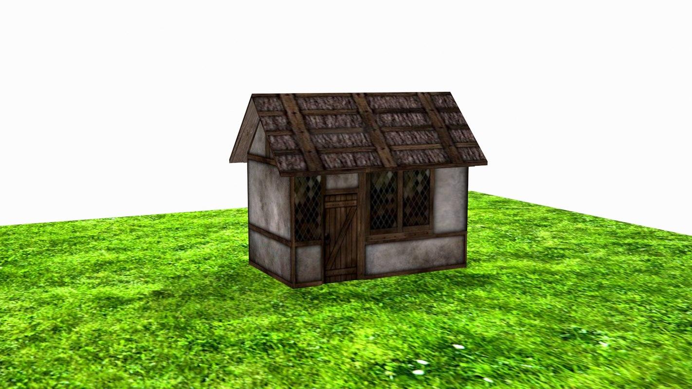 house l 3d model