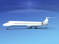3ds md-87 md-80s jet