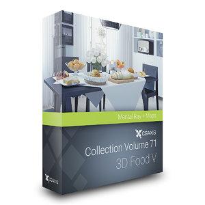 volume 71 food v max