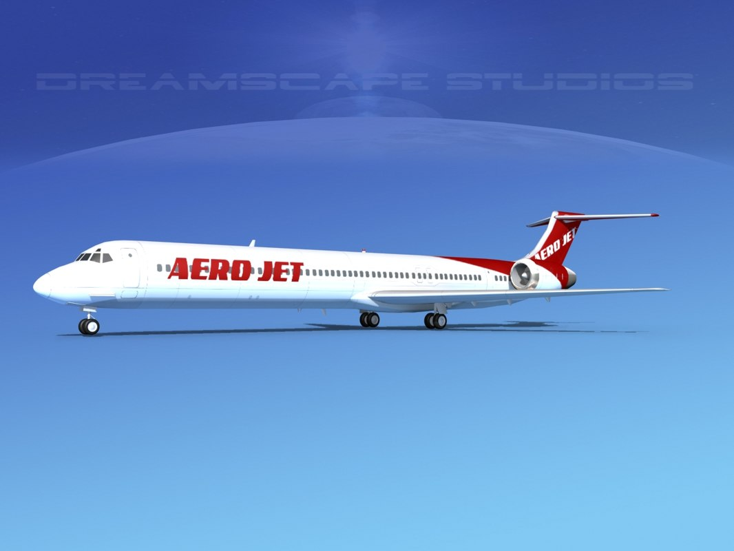 md-90 jet 3ds