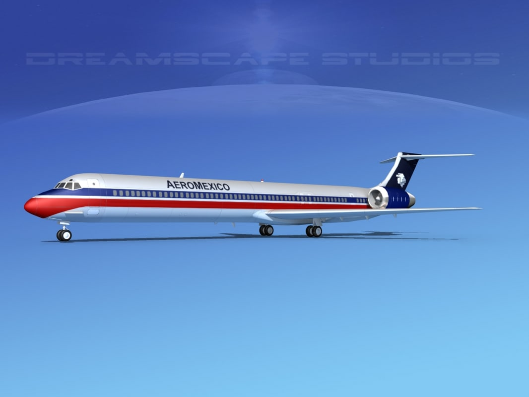 3d md-90 jet commercial