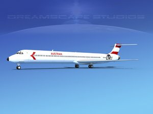 3d md-90 jet commercial