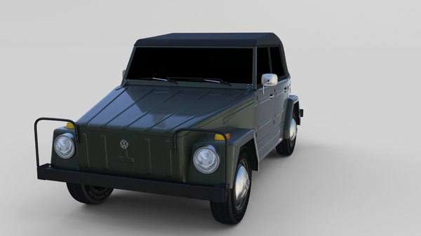 3d model 181 thing rendered