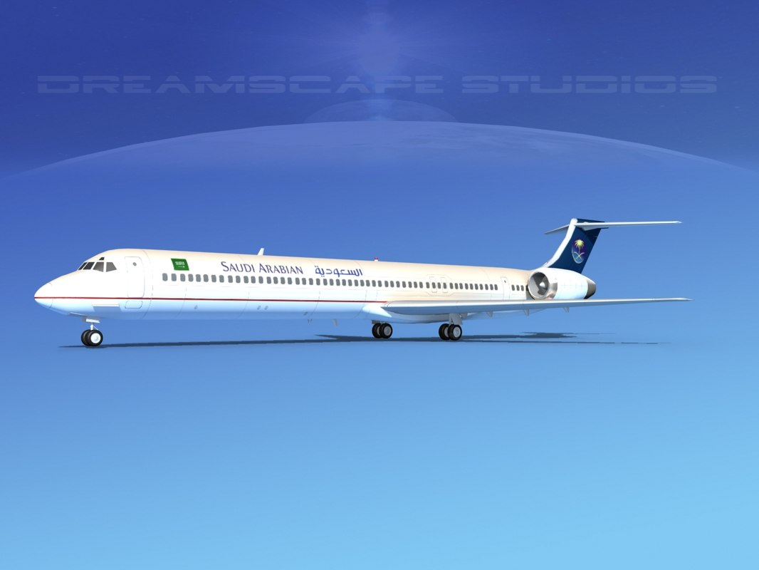 md-90 airliners max