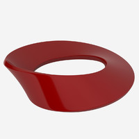 mobius strip 3d model