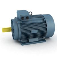 motor m 3d model