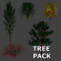 Tree Pack Vol. 1