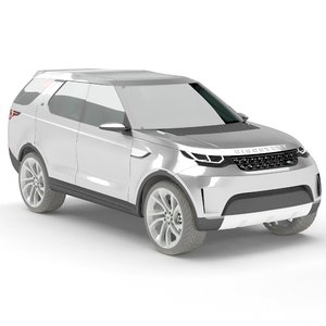 land rover discovery vision 3d x