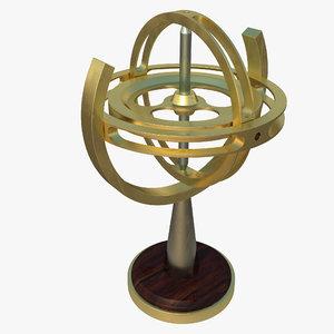 gyroscope max