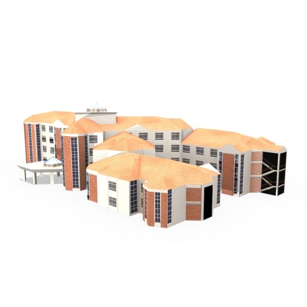 3d kigali international university
