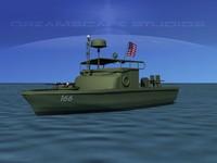 3d patrol boat pbr