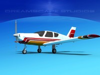 propeller tb-20 trinidad 3d 3ds