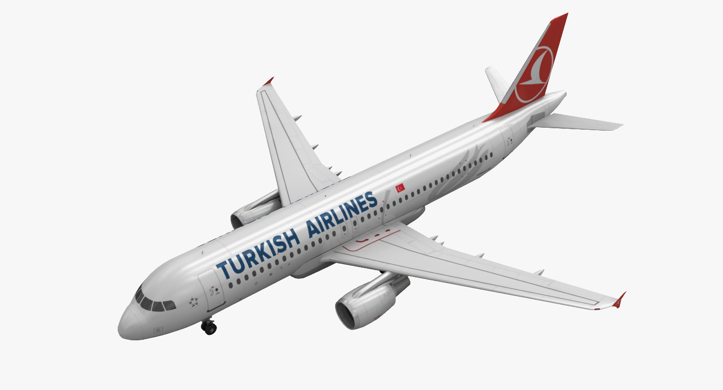 max airbus a320 turkish airlines