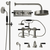 Samuel Heath - Style modern mixer filler and shower
