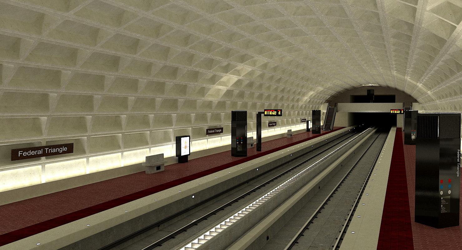 subway station 2 max