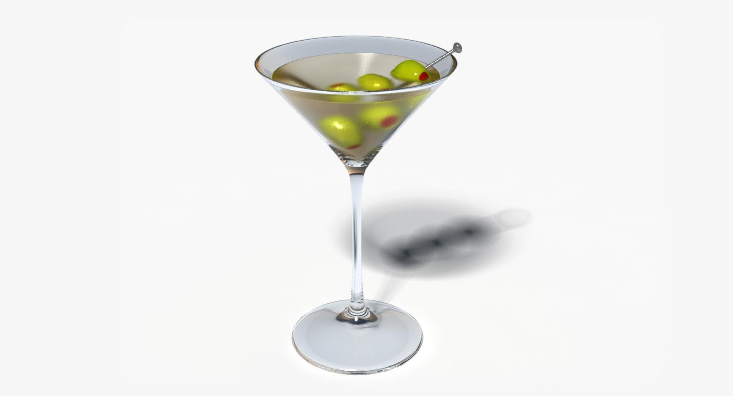 dirty martini max