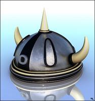 Barbarian Helmet V2