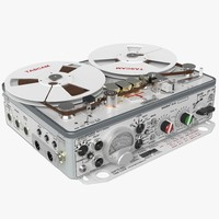 3d nagra iv-s portable tape recorder