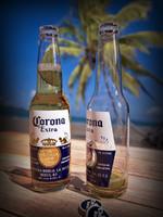 3d corona extra beer model