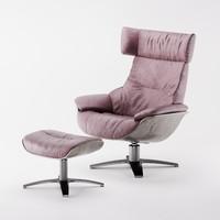 3d karma armchair