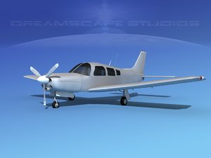 3d propeller bare metal piper