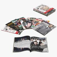 magazine 3d 3ds