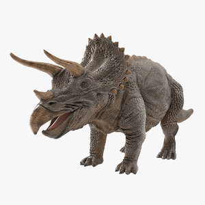 triceratops 3d 3ds
