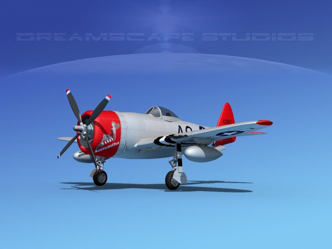thunderbolt fighters bomber max